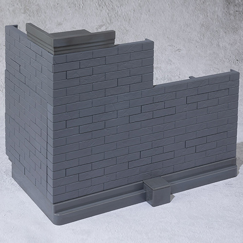 [5.27~28 입고예정]BANDAI SPIRITS 魂OPTION(혼옵션) Brick Wall(Gray Ver.)