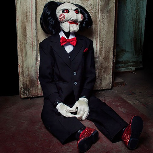[21.1분기 발매예정]Trick or Treat Studios Billy the Puppet Prop Replica