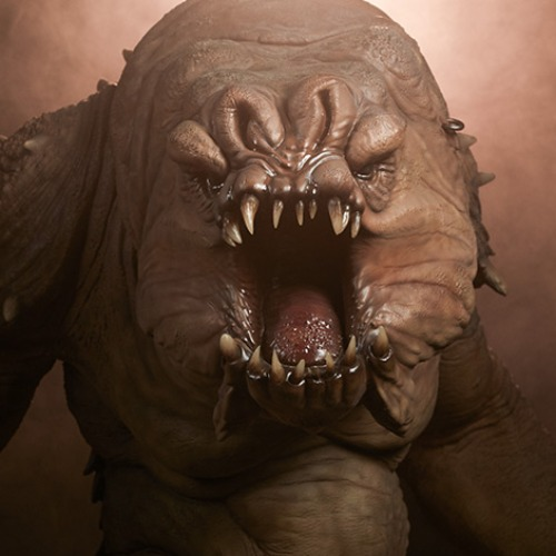 [20.4분기 발매예정]Sideshow Collectibles Rancor™ Deluxe Statue