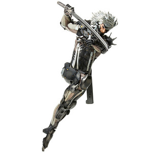 유니온 크리에이티브 mensHdge technical statue No.33 METAL GEAR RISING REVENGEANCE 라이덴
