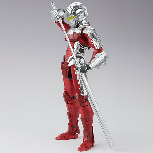 [19.9월발매/10월입고]BANDAI SPIRITS S.H.Figuarts ULTRAMAN SUIT ver7 -the Animation-