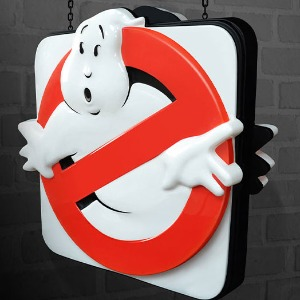 [20.2분기 발매예정]Hollywood Collectibles Group Ghostbusters Firehouse Sign Replica