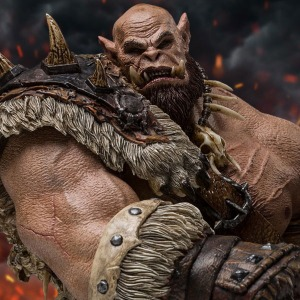 [20.4분기 발매예정]Damtoys Orgrim (Standard Version) Statue