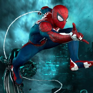 [21.1분기 발매예정]PCS Collectibles Spider-Man Advanced Suit Statue