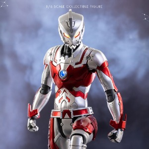 threezero ULTRAMAN 1/6 에이스 슈트(Anime Version)