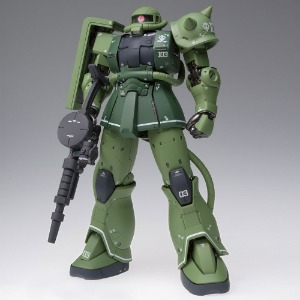 BANDAI SPIRITS GUNDAM FIX FIGURATION METAL COMPOSITE MS-06C 자쿠 C형