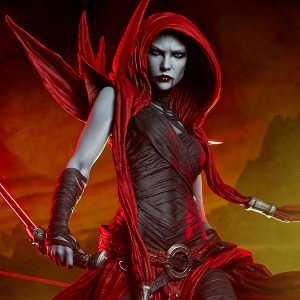 [20.4분기 발매예정]Sideshow Collectibles Asajj Ventress™ Mythos Statue