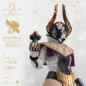 [20.4분기 발매예정]Threezero 1/6 DESTINY 2 – WARLOCK Philomath CALUS'S SELECTED SHADER
