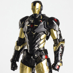 센티넬 RE:EDIT IRON MAN #06 MARVEL NOW! Ver. BLACK X GOLD