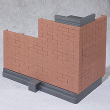 [5.27~28 입고예정]BANDAI SPIRITS 魂OPTION(혼옵션) Brick Wall(Brown Ver.)